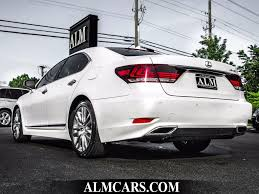 lexus ls 460 tires size 2015 used lexus ls 460 base at alm gwinnett serving duluth ga