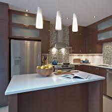 comptoir de cuisine quartz blanc ilot de cuisine style contemporain avec comptoir de quartz home