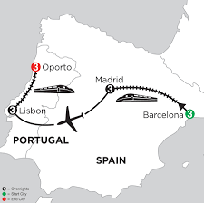 Madrid Spain Map Madrid Vacations Monograms Travel Packages