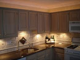 kitchen design amazing interior cabinet lighting above kitchen