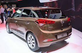 hyundai accent i20 hyundai goes turbo with subcompact i20 hatchback driving