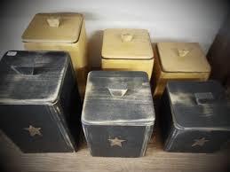 primitive kitchen canister sets 22 best primitive canister set images on canister sets