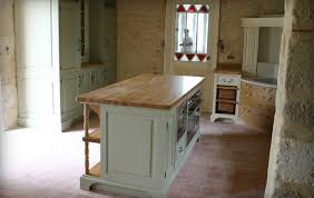 Kitchen Centre Island Sending Coal To Newcastle A Provencal Kitchen Made In Hampshire