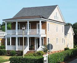 3 story shingled beach house plan 31508gf architectural