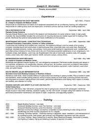 Maintence Resume Best Ideas Of Sample Of Maintenance Resume For Worksheet Gallery