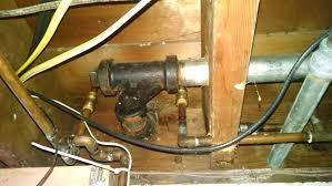 kitchen sink leaking underneath kitchen sink leak sink ideas