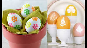easter egg decorating ideas youtube