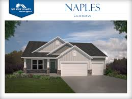 naples floor plan rambler new home design nilson homes