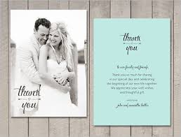 wedding thank you wedding thank you cards with photo isura ink