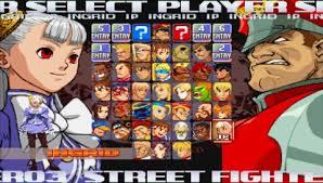 rose theme alpha 3 street fighter alpha 3 max street fighter zero 3 double upper