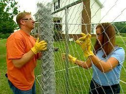 Estimates For Fence Installation by Best 25 Fence Installation Cost Ideas On Wood Fence