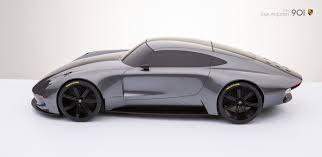 future bugatti 2030 porsche 911 future design concept evo