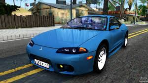 Mitsubishi Eclipse For Gta San Andreas