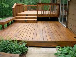 Backyard Ideas Pinterest Best 25 Backyard Decks Ideas On Pinterest Deck Decks And Decks