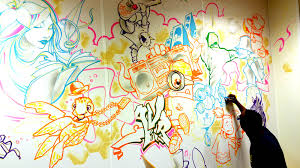 Mural Art Designs by Graffiti Art Murals Painted By Graffiti Street Art Mural Artists