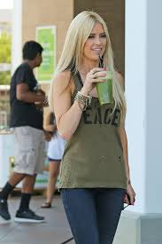 christina el moussa out with her dog in orange county 07 07 2017