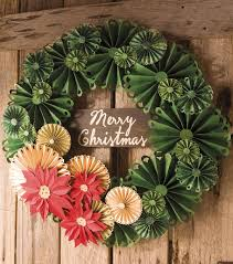 rosette holiday wreath joann