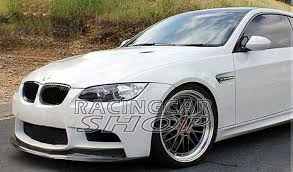 ak style painted front lip spoiler fit for bmw e90 e92 e93 m3