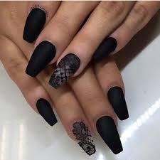 best 20 black acrylic nails ideas on pinterest dark acrylic