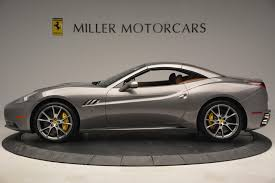 2017 maserati granturismo sport convertible 2012 ferrari california stock 4338 for sale near greenwich ct