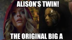 Pll Meme - pretty little liars season 7 the real alison theory original