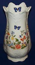 Aynsley China Cottage Garden Vase Aynsley Vase Ebay