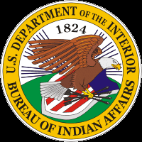 us bureau of indian affairs no title