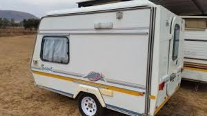 Small Caravan by 1993 Sprite Scout 550kg Tow With Small Car Moot Caravans And