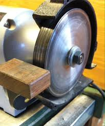 what are you using to sharpen your scraping tools