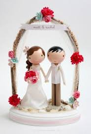 unique wedding cake topper best 25 unique wedding cake toppers ideas on cake