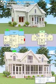 plan 25630ge one story farmhouse plan farmhouse plans square architectural designs exclusive delightful cottage house plan 130002lls has large rear screened in porch with a