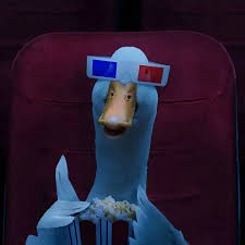 aflac commercial actress in gym aflac duck going to the movies aflac duck pinterest animal