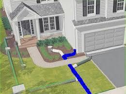 Water Drainage Problems In Backyard Gutter Drain U2013 Apple Drains