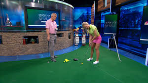 alignment string drill for putting golf channel