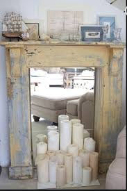 Make A Fireplace Mantel by Beautiful Ways To Style U0026 Decorate A Faux Fireplace Faux