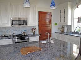 blue bahia granite kitchen countertop island granite pinterest