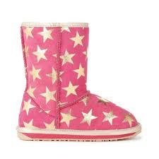 ugg boots child mini premium australian sheepskin emu ugg starry boots premium australian sheepskin think