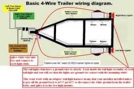 connector trailer lights wiring diagram hopkins trailer wiring