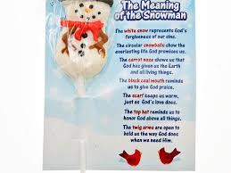 the christian meaning of the snowman zack hunt