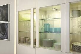 glass kitchen wall cabinets wall cupboards kitchen