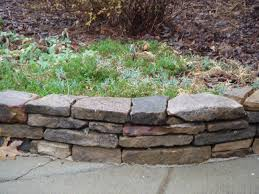 How To Build A Rock Garden How To Build A Rock Garden Border Attractive Stacked