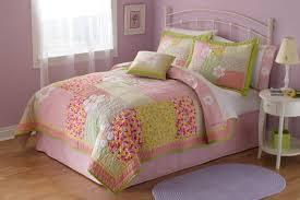 Flower Bed Sets Luxury Room Design With 8pc Size Quilt Set And