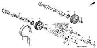 2006 honda pilot timing belt replacement timing belt or timing chain in 07 ex 4wd honda pilot honda