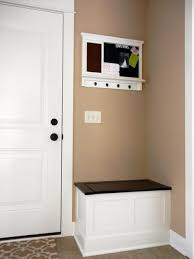 mudroom hallway furniture storage bench foyer coat rack and