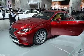 lexus rc 350 f sport price philippines 2014 naias lexus rc 350