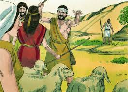 bible fun for kids moses burning bush