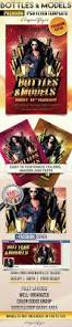 thanksgiving party flyer bottle and models u2013 flyer psd template facebook cover u2013 by