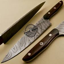Handmade Kitchen Knives For Sale Damascus Kitchen Knives Archives