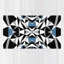 Black And White Throw Rugs Abstraction Lines 2 Black And White Rug Throw Rugs