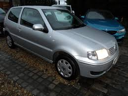 volkswagen silver volkswagen polo 1 4 match 3dr manual 2001 51 reg in silver only 1